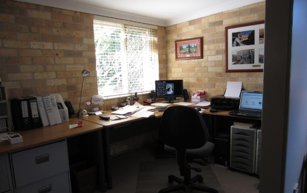 Home exchange in,Australia,COFFS HARBOUR,Office with bed no.4- Queen size