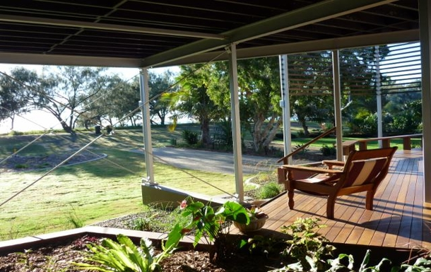 Home exchange in,Australia,WOODGATE,View from front deck