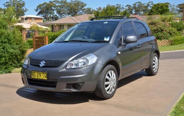 Home exchange in,Australia,MOLLYMOOK BEACH,Suzuki SX4 automatic car, well maintained.