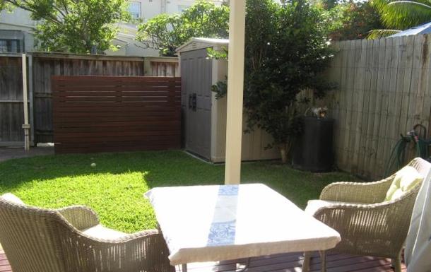 Home exchange in,Australia,CAMPERDOWN,Back deck