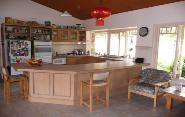 Home exchange in,Australia,ARTHURS SEAT,Kitchen.
