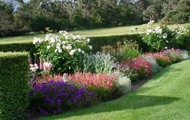 Home exchange in,Australia,ARTHURS SEAT,Rear view of garden.