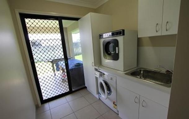 Home exchange in,Australia,TOWNSVILLE,Laundry/utilities room