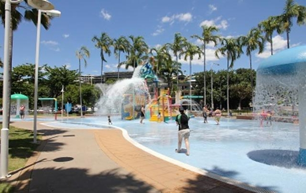 Home exchange in,Australia,TOWNSVILLE,Water park - part of Strand community park