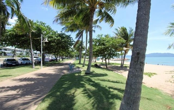 Home exchange in,Australia,TOWNSVILLE,Strand community park beach walking path
