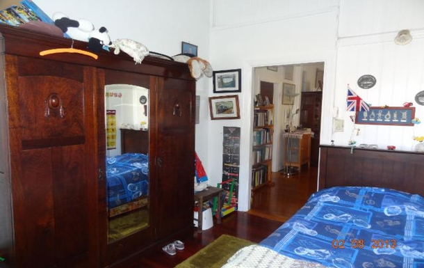 Home exchange in,Australia,WOOLOOWIN,Grandson's bedroom