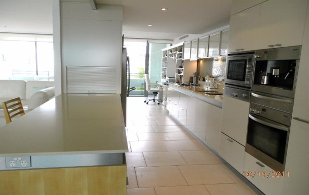 Home exchange in,Australia,PARADISE POINT,Kitchen