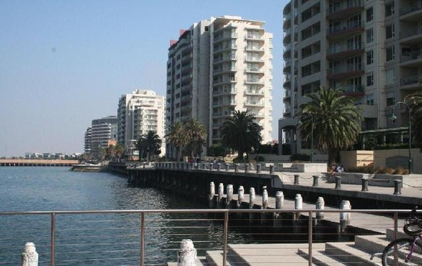 Home exchange in,Australia,PORT MELBOURNE,Waterfront Apartment