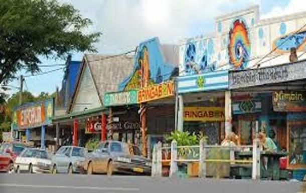 Home exchange in,Australia,ALSTONVILLE,Nimbin…..the hippy capital of Australia