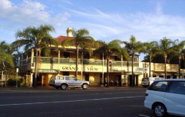 Home exchange in,Australia,CLEVELAND,Grand View Hotel Pub