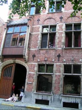 Home exchange in Belgium,Brugge, Flanders,Beautiful Bruges, House (2 floors+),Home Exchange & Home Swap Listing Image