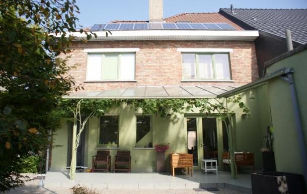 Home exchange in Belgium,Bruges, West-Vlaanderen,Semi-detached spacious house with big garden,Home Exchange & Home Swap Listing Image