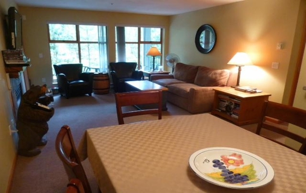 QUIET END UNIT. IDEAL CONDO FOR ENJOYING WHISTLER
