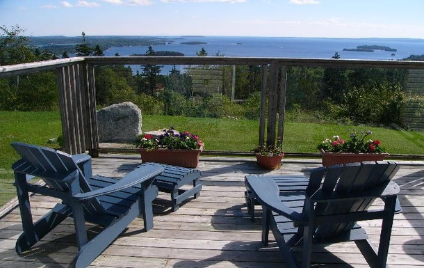 Home exchange country Kanada,Halifax, 35k, W, Nova Scotia,Puffin Burrow, our romantic coastal getaway!,Home Exchange Listing Image