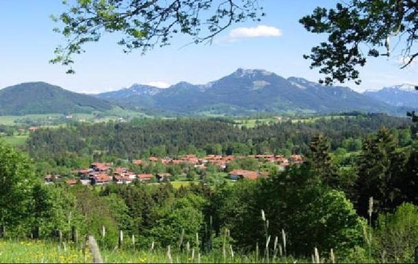 Our village Woernsmuehl, part of Fischbachau