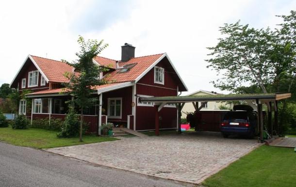 Huizenruil in  Zweden,Borghamn, Östergötland,Urlaub an Schweden`s zweitgrössten See,Home Exchange Listing Image