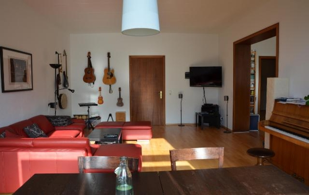Wohnungstausch in Deutschland,Kassel, HE,Big sunny flat in Kassel - Germany,Home Exchange Listing Image