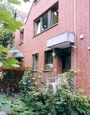 Scambi casa in: Germania,Göttingen, Niedersachsen,Modern townhouse just outside old city wall,Immagine dell'inserzione per lo scambio di case