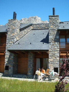 Our home in Formigal