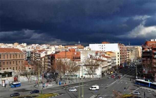 BoligBytte til,Spain,Madrid,vista de Embajadores