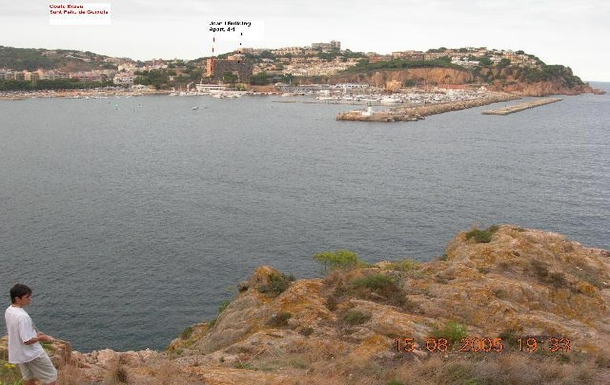 Home exchange in Spain,SANT FELIU DE GUIXOLS -COSTA BRAVA, GIRONA- CATALUÑA,Spain - Girona, 35k, SE - Appartment,Home Exchange & Home Swap Listing Image