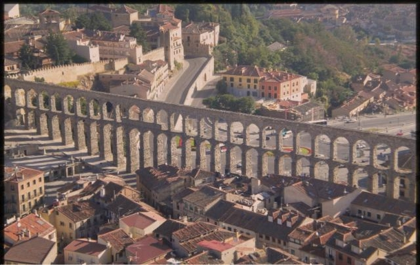 Nuestro maravilloso acueducto romano