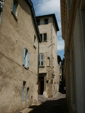 Wohnungstausch in Frankreich,Romans, 0k,, RHÔNE-ALPES,Historical flat, Rhône Valley,Home Exchange Listing Image