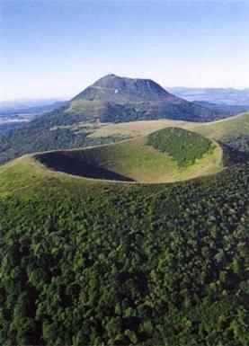 BoligBytte til,France,Clermont Ferrand, 12k, SW,Les volcans d'Auvergne