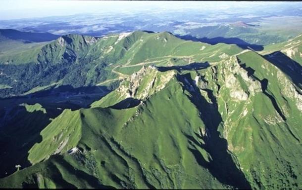BoligBytte til,France,Clermont Ferrand, 12k, SW,Le massif du Sancy