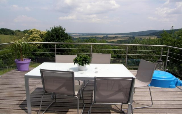 Huizenruil in  Frankrijk,Autun, Bourgogne,House with a magnificent view in Burgundy !,Home Exchange Listing Image