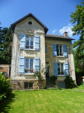 Wohnungstausch in Frankreich,St Cheron, Ile de France,France - Paris, 40k, S - House (2 floors+),Home Exchange Listing Image