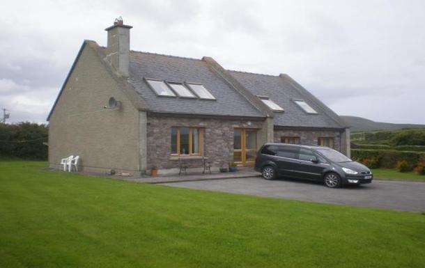 BoligBytte til Irland,Ballinskelligs, Munster,Ireland - Killarney, 50k, SW - House (2 floor,Boligbytte billeder