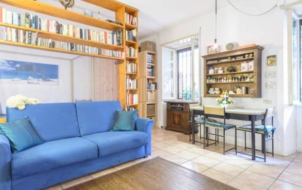 Wohnungstausch in Italien,Roma, Lazio,Italy - Roma- Sweet and cozy home with garden,Home Exchange Listing Image