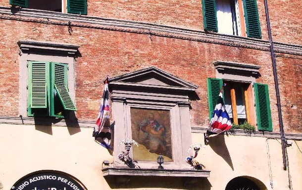Kodinvaihdon maa Italia,Siena, Toscana,Italy - Siena, historical center - Appartment,Home Exchange Listing Image