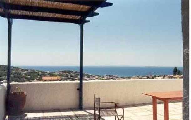 Home exchange in Greece,Saronida, Attica,Greece - Saronida, Athens 40k, SE - House (2 ,Home Exchange & House Swap Listing Image