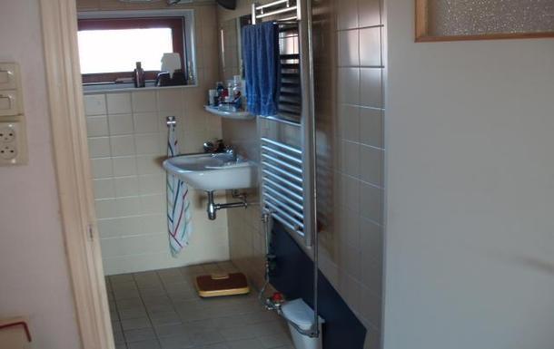BoligBytte til,Netherlands,Vinkeveen,Part of bathroom, other pics much nicer!