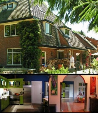 Home exchange in Netherlands,Amsterdam, 30k, NW, NY,Netherlands - Amsterdam, 30k - Spacious house,Home Exchange & House Swap Listing Image