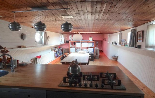 Huizenruil in  Nederland,Amsterdam, noord holland,Netherlands - Amsterdam, houseboat - Appartme,Home Exchange Listing Image