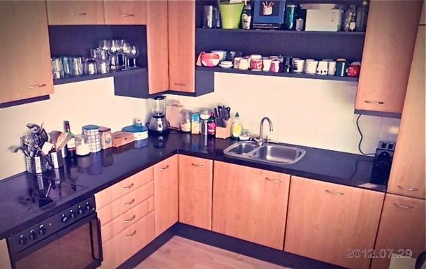 BoligBytte til,Netherlands,Utrecht,Open kitchen in living room