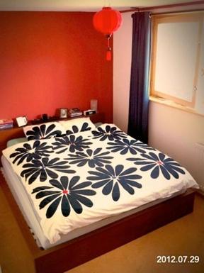 BoligBytte til,Netherlands,Utrecht,Our bedroom (room for 2 people to sleep)