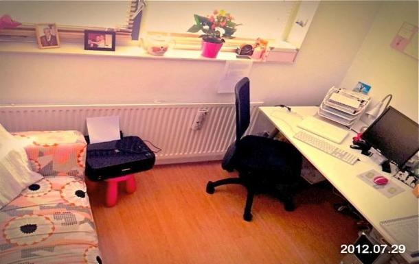 BoligBytte til,Netherlands,Utrecht,Working room Carlie (downstairs)
