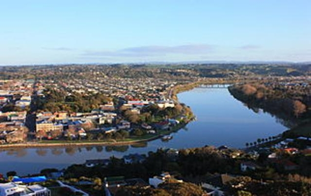 BoligBytte til,New Zealand,Wanganui Central,The nearby Whanganui River