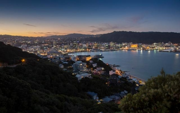 BoligBytte til,New Zealand,Wellington, 1k, ,Fabulous views of Wellington
