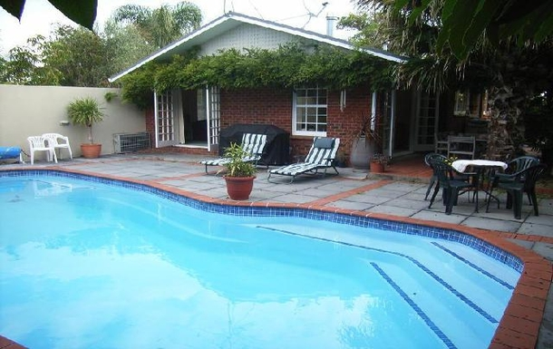 Home exchange country Yeni Zelanda,Auckland, 5k, N, Auckland,Private pool, short walk to beach,Home Exchange Listing Image