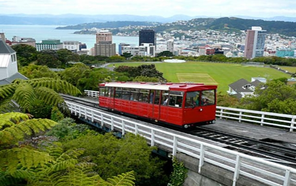 BoligBytte til,New Zealand,RD 1 WAIKANAE,WELLINGTON FROM CABLE CAR TO BOTANICAL GARDENS +