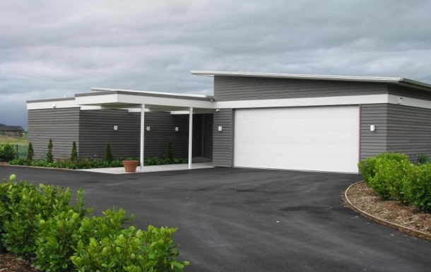 BoligBytte til,New Zealand,RD 1 WAIKANAE,GARAGE AND FRONT ENTRANCE