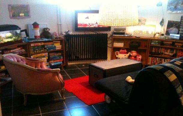 BoligBytte til,Sweden,Stockholm, 10k, N,Playroom and extra bedroom - sleeps 2