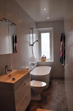BoligBytte til,Sweden,Stockholm city, 0k,,Main bathroom. We also have a small guest toilet.
