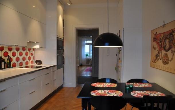 BoligBytte til,Sweden,Stockholm city, 0k,,Kitchen, seats 4 persons comfortably.