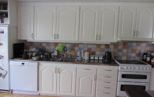 BoligBytte til,Sweden,Stockholm, 30k, NW,Kitchen with new machines oven dishwasher etc